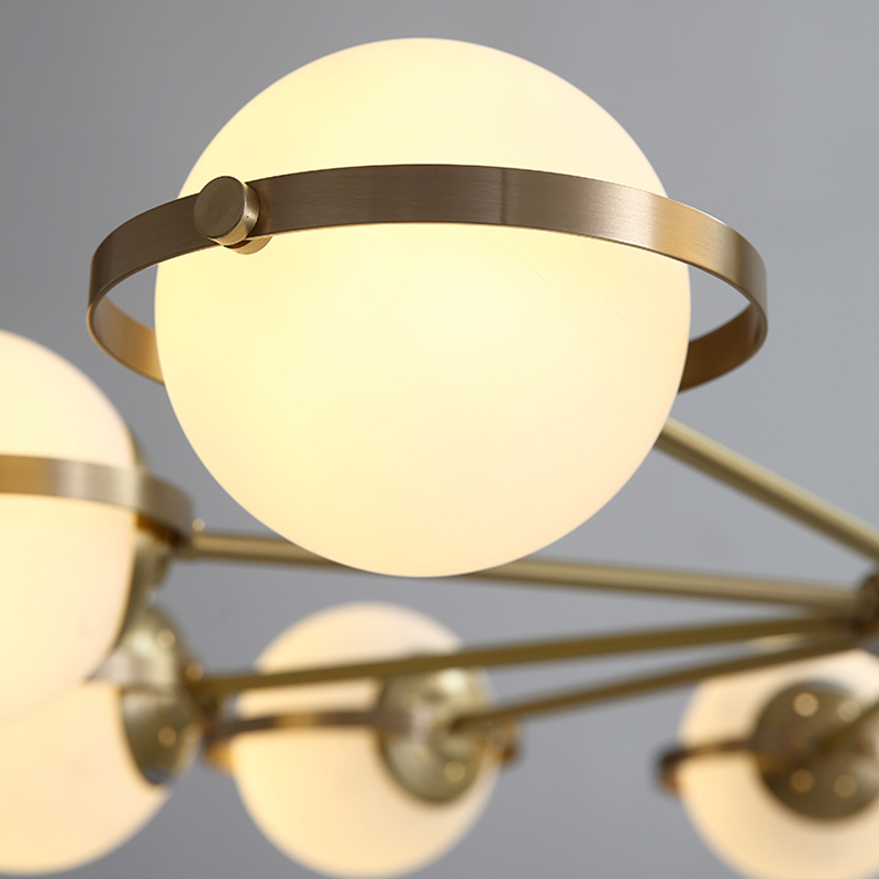 Modern Ball of Orbs Pendant Ceiling Lamp - Ceiling Lamps
