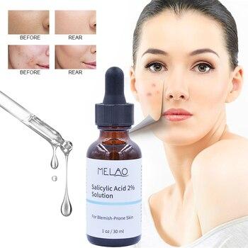 MELAO-suero para el cuidado del rostro con ácido hialurónico, vitamina C y...