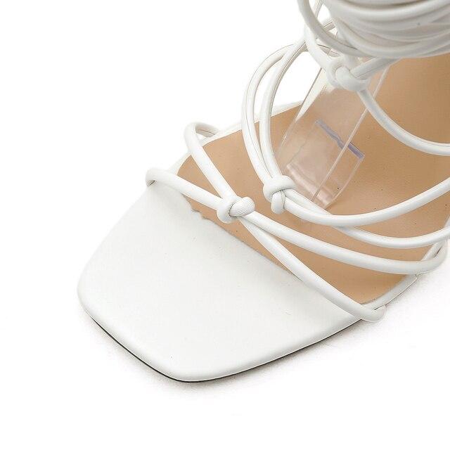 GENSHUO Summer Women Sandals 3