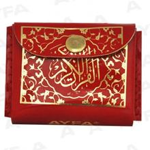 Mini Size of the Quran Red
