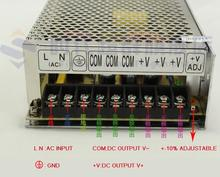 200W input voltage: 220V 50HZ output voltage: DC24V current: 8.3A DC switching power supply