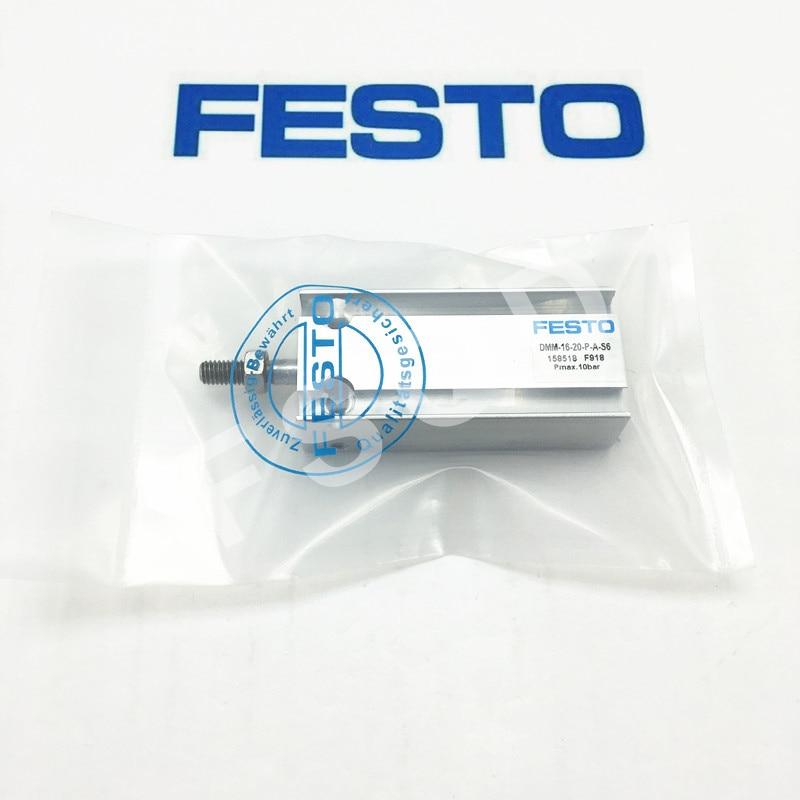 Festo dmm-32-20-p-a compacto cilindro 158548