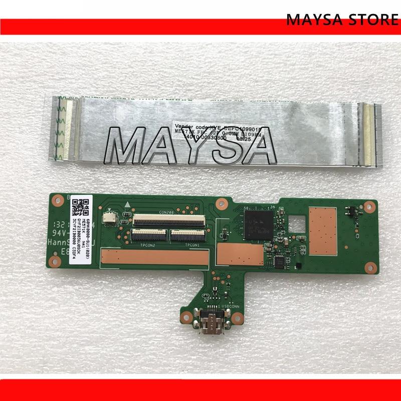 ME571K REV 1,4 подходит для Asus Nexus 7 2-й разъем док-станции Разъем USB плата ME571K запасные части