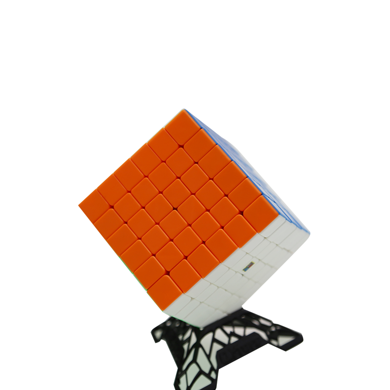 6x6 Mofang Jiaoshi Cube 6x6x6 Magic-Cube 6 layers Speed Puzzle Cubes Game Mini Size Educational Toys for children and adults
