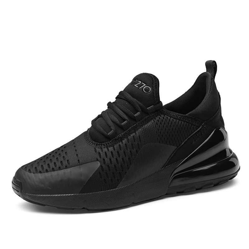 2019 nefes örgü günlük erkek ayakkabısı sonbahar büyük boy spor ayakkabı koşu ayakkabıları konfor erkek ayakkabı hafif dantel Up erkek ayakkabısı
