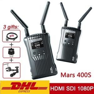 Image 1 - Original Hollyland Mars 400s Wireless Transmission Image HD Video Transmitter Receiver 400ft HDMI SDI 1080P VS Mars 300 Moma 400