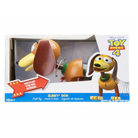2019 Toy Story 4 Woody Juguete 1:1 Slinky Dog Action Figures Collectible Model Slinky Toys for Children Birthday Gift 2D05