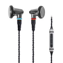 SENFER PT15 In Ear Earphone HIFI Earburd Graphene Dynamic Driver With MMCX Detachable Detach Cable M