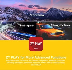 Image 5 - Zhiyun クレーン M2 3 軸ジンバルカメラミラーレスカメラ用ハンドヘルドアクション pk クレーン 2 移動プロヒーロー 5 6 7 スマートフォン