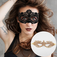 Lace Face Mask Party Masquerade Queen Eye Mask Women Cosplay Costume Christmas Party Festival