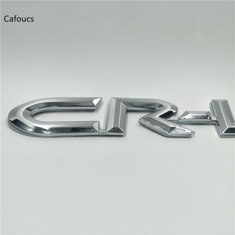 For Honda CR V CRV Emblem Trunk Tail Gate Lid Rear Logo Letters Decal 217 36mm in Car Stickers from Automobiles Motorcycles