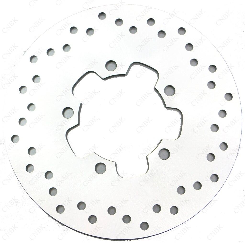 Ротор заднего дискового тормоза для SUZUKI Gsf 650 Bandit Gsf650 2005 - 2006 05 06