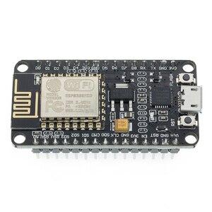 Image 5 - 50 шт. беспроводной модуль CH340/CP2102 NodeMcu V3 V2 Lua WIFI Интернет вещей макетная плата на основе ESP8266 с антенной pcb