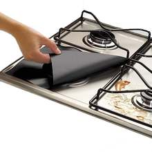 4 шт защитное покрытие для газовой плиты s многоразовая плита