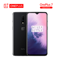 Global Version OnePlus 7 6/8GB RAM 128/256GB ROM Snapdragon 855 UFS 3.0 Dual Camera 48 MP Fingerprint Recognition Smartphone