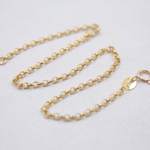 Solid 18k Yellow Gold Bracelet