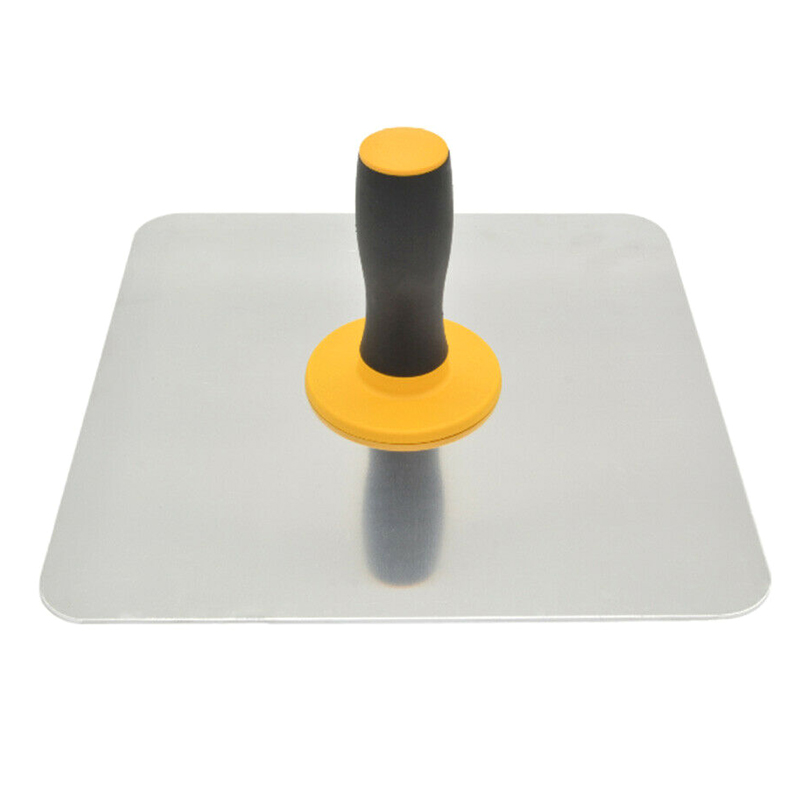 Aluminium Trowel Mortar Board Holder Construction With Handle Plastering Tool Trowel Mortar Board Holder-40