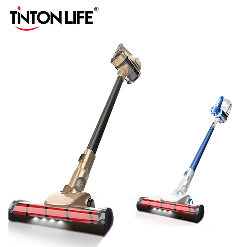 TINTON LIFE 2 In 1 Handheld Wireless Vacuum Cleaner 8900Pa Strong Suction Dust Collector Aspirator Cyclone Filter