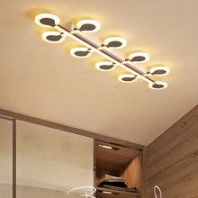 Креативные светодиодные люстры потолок для коридора современная