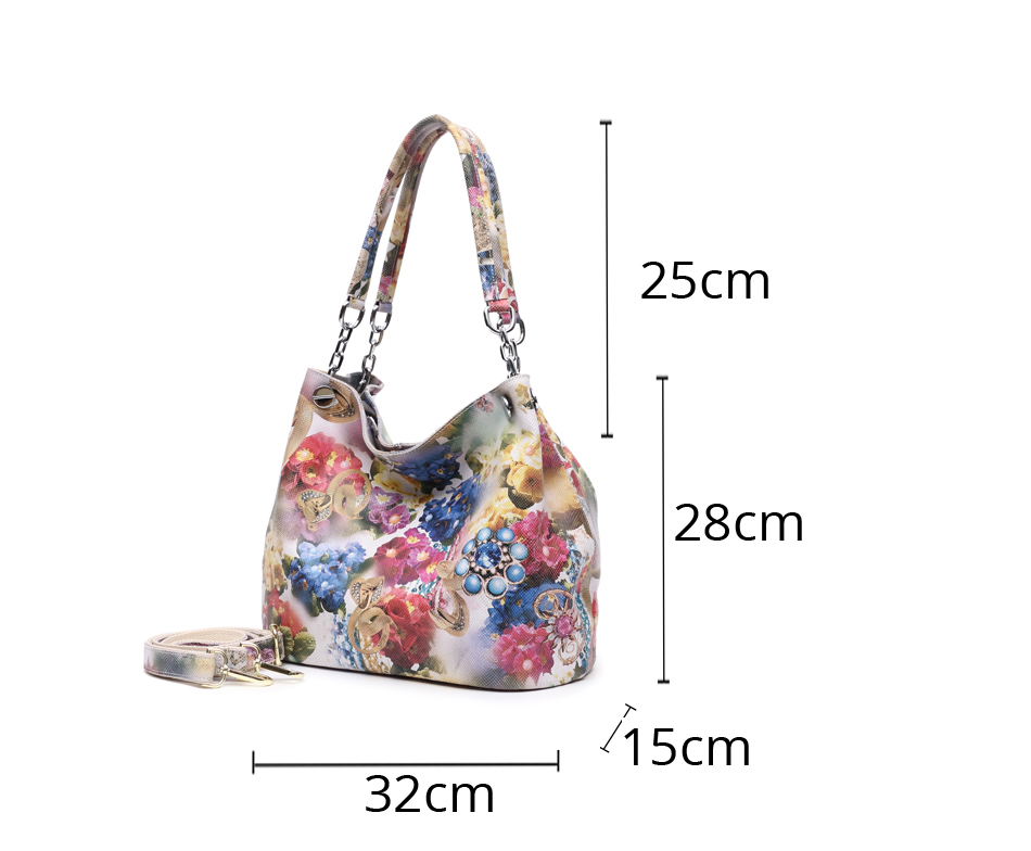 Fashion Floral Handbag