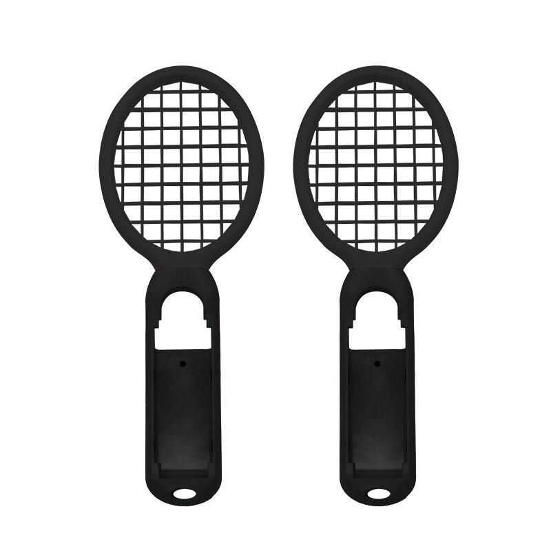 2 pcs 2 PCS Switch Mario Tennis Racket Handle Holder Gamepad Racket for Nintend Nintendo NS Joy-Con Somatosensory Game Controller Grip (4)