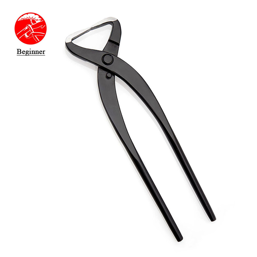 beginner grade 205 mm trunk splitter branch splitter Carbon Steel bonsai tools from TianBonsai