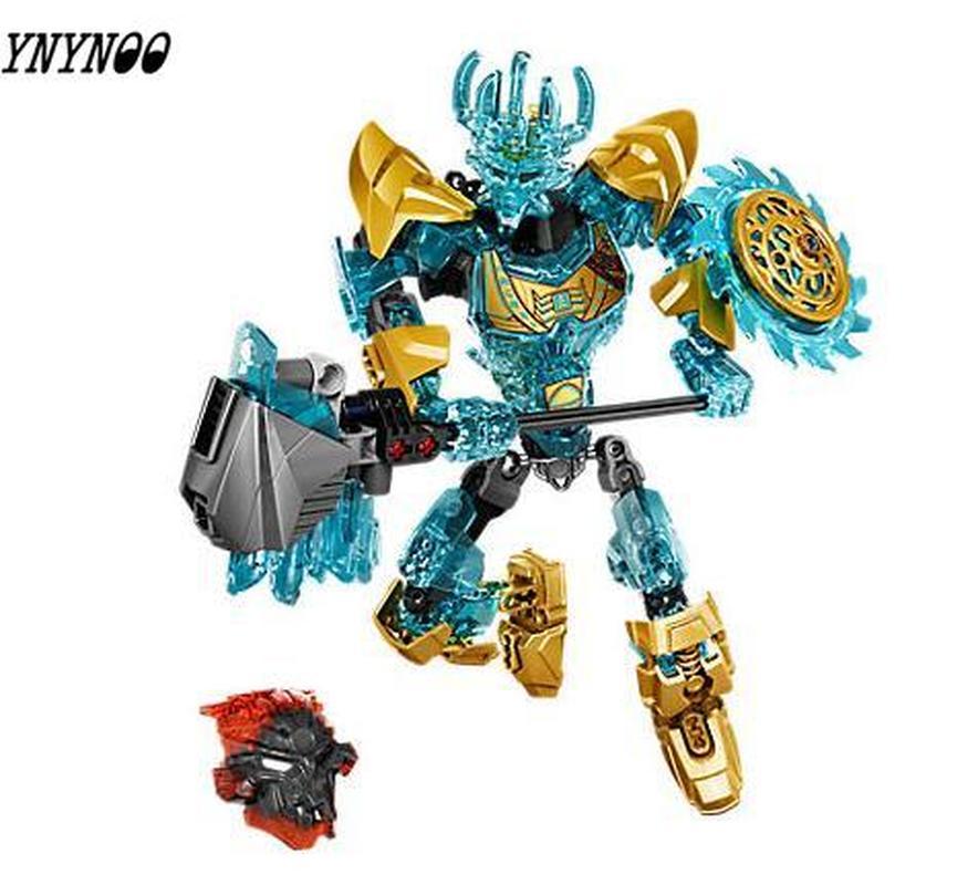 Bionicle Umarak Destroyer Building Block Figures Warrior Legoing Compatible Toys