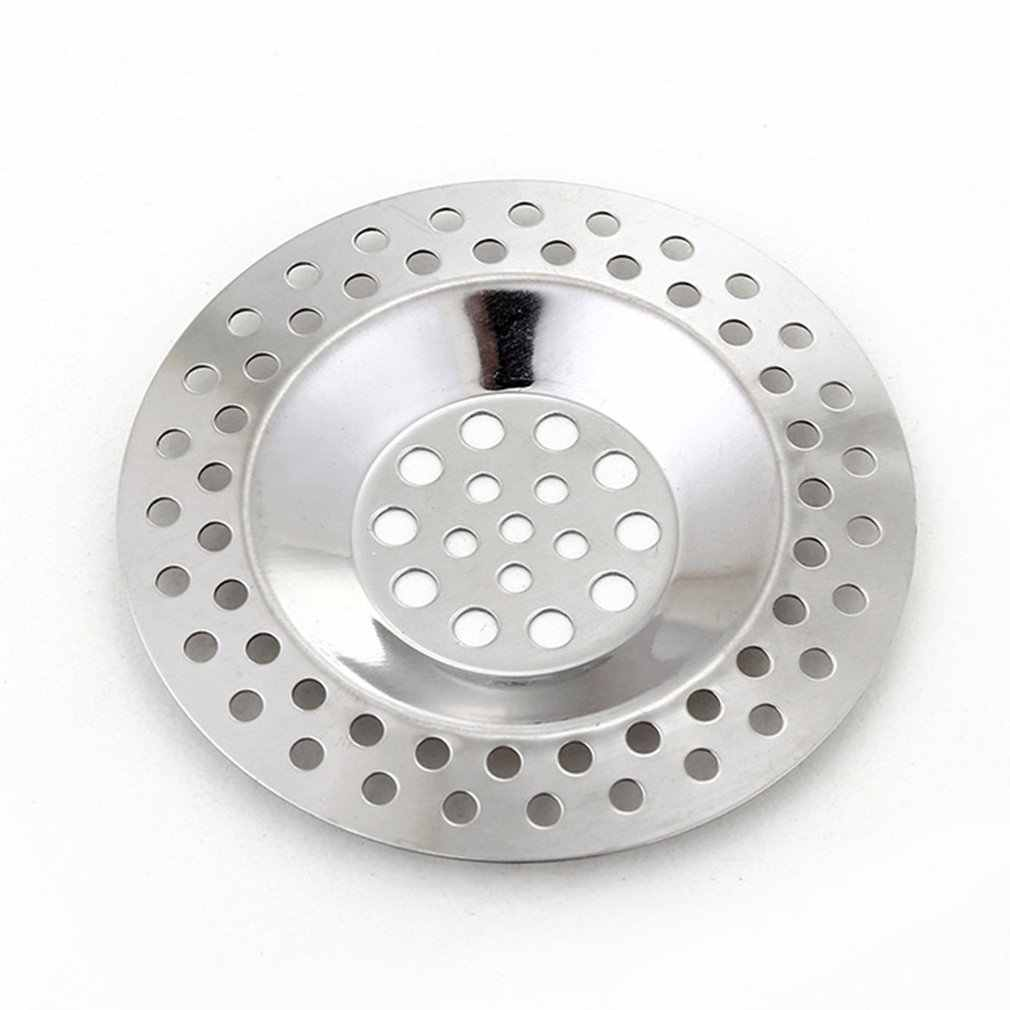 1 Pcs Small Stainless Steel Floor Drain