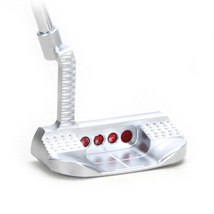 Image 5 - 골프 클럽 퍼터 스틸 소재로 다채로운 퍼터 Mens33/34/35 inch 배포 헤드 커버 3 가지 특혜