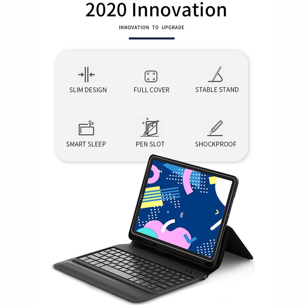 Wiwu Smart Keyboard Folio for iPad 2