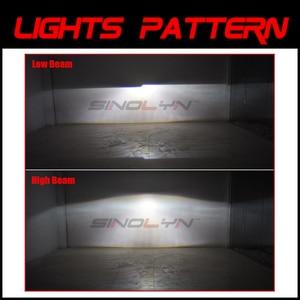Image 5 - Sinolynเลนส์ไฟหน้าสำหรับBMW E46 M3 ปรับแต่งอุปกรณ์เสริม 330i 320i 318i 323i 325Ci Coupe Wagon/ซีดานH7 โปรเจคเตอร์bi Xenon DIY