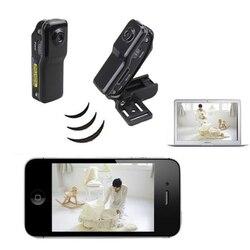 Md80 mini câmera portátil pequeno micro vídeo 480 p corpo secreto câmera gravador de áudio bolso cam wearable net-câmera bicicleta dvr