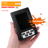 1Pcs Upgrade Geiger Counter Nuclear Radiation Detector Personal Dosimeter Marble Tester X ray Display Screen Radiation Dosimeter