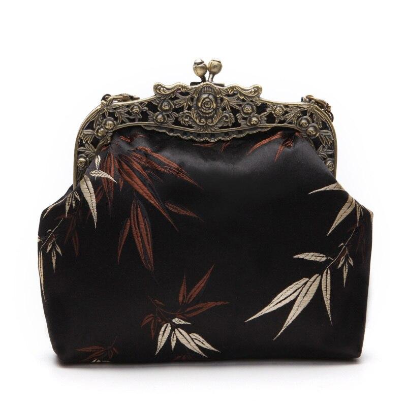 Vintage Metal Purse Frame Bag Handle Frame Antique Brass Bronze Color Handbag Accessories Purse Hanger Frame Handle