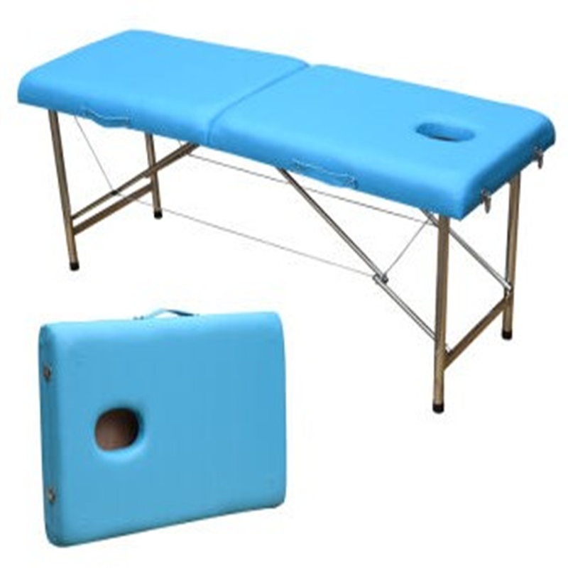 Portable Folding Original Point Massage Bed, Home Bath, Tattoo, Moxibustion, Fire Therapy And Massage
