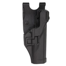 Military Glock Holster Tactical Airsoft Gun Holsters Auto Lock Duty Pistol for Glock 17 19 Hunting CS Game Paitball Gear tactical pistol carbine kit glock mount for cs g17 18 19 gun accessories load on equipment