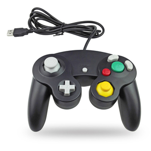 Vogek USB Wired Gamepad for Nintend Gamecube PC USB Wired Controller Joystick Gamepads for NGC GC MAC Computer Gamepad