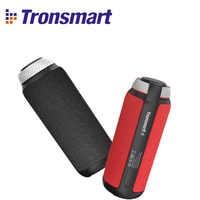 Tronsmart Element T6 Bluetooth Lautsprecher Tragbare Lautsprecher Subwoofer 25 W Spalte mit 15 H spielen zeit, 360 Stereo Sound Lautsprecher