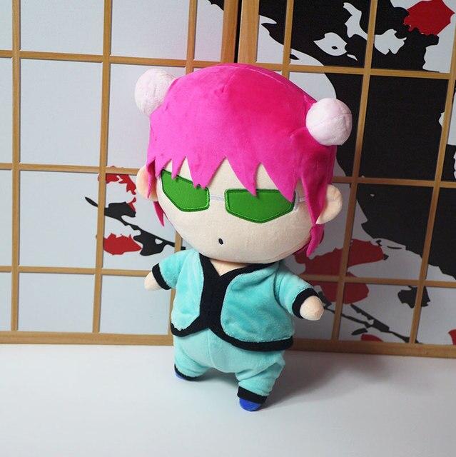 1 шт. Новый мультяшный Saiki Kusuo No Nan Teruhashi Kokomi аниме плюшевая кукла игрушка для косплея мягкая игрушка Детские подарки Мягкая Подушка