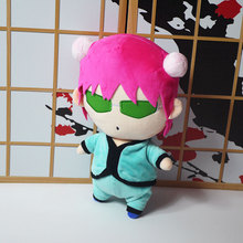 1pcs החדש Cartoon Saiki Kusuo אין נאן Teruhashi Kokomi אנימה בפלאש בובת צעצוע קוספליי רך צעצוע ילדים מתנות רך כרית כרית
