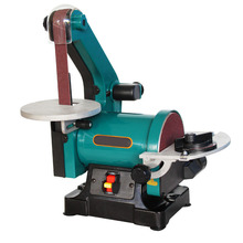 Sharpening-Machine Sandpaper Abrasive-Belt-Polisher Bench Woodworking Small Household