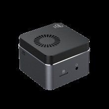 Mini PC Portable Windows 10, Intel Celeron N4100 Quad Core, 8 go LPDDR4, 128 go SSD M.2, 2.4 go/5.0 go, wi-fi, Bluetooth 4.2, HDMI 2.0, 4K, 60Hz