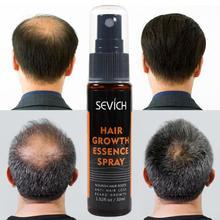 Sevich 30 мл растений эссенция роста волос спрей для ухода за волосами анти-волос для предотвращения мощное средство для борьбы с выпадением во...