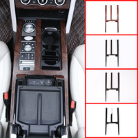 4 Style ABS Central Control Panel Trim For Land Rover Discovery 5 LR5 l462 2017 2018 Car Accessories