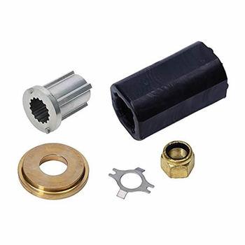835257Q1 zestaw piast flo-torq II-do silników Mercury Mariner i MerCruiser tanie i dobre opinie CN (pochodzenie) Flo-Torq II Hub Kit Aluminium