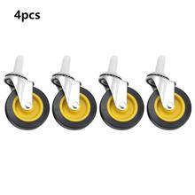 Furniture Wheels 4pcs 3