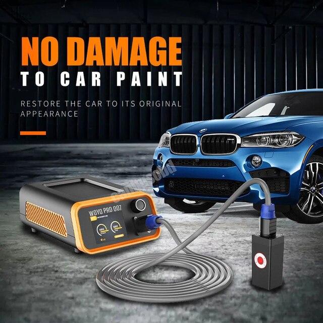 Hoge Precisie Voor Woyo PRD007 Auto Deuk Reparatie Tool Auto Body Verveloos Dent Puller Plaatwerk Reparatie Hotbox Inductie heater