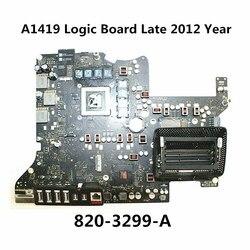 820-3299-A carte mère pour carte mère A1419 Apple iMac Retina 27 pouces fin 2012 année EMC 2546