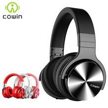 Original cowin e7pro active noise cancelling bluetooth fones de ouvido sem fio fone de ouvido com microfone anc handsfree alta fidelidade graves som