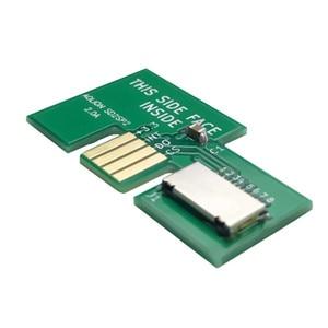 Image 3 - استبدال مايكرو سد بطاقة محول تف قارئ بطاقات ل نغc SD2SP2 سك سد محول المهنية